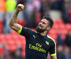 Arsenal, olivier giroud, and afc image