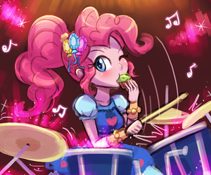 MLP, pinkie pie, and equestria girls image