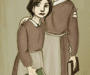 children, book, and jane eyre image