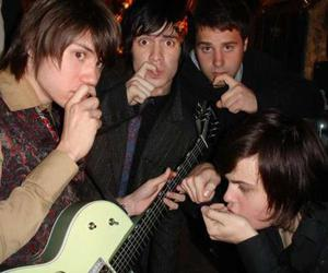 brendon urie, ryan ross, and spencer smith image