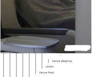 funny, kanye west, and kanye image