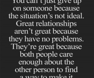 Relationship, quotes, and couple image