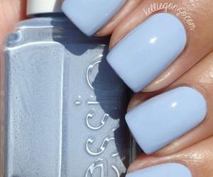 happy, nail polish, and saltwater image