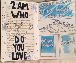 art journal, doodle, and enchanted image