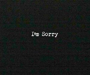 apology, depressing, and grunge image