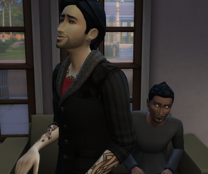 sims, sims 4, and sims creations image
