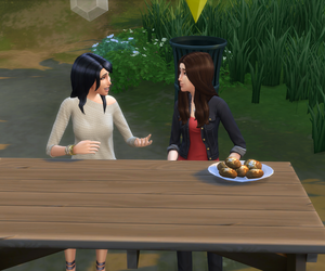 sims, sims creations, and sims 4 image