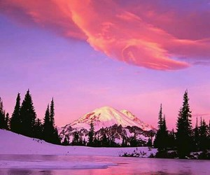 beautiful, montaña, and colorful image