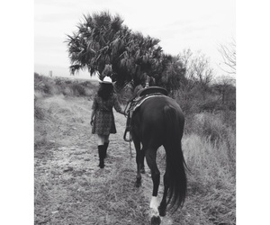 Cowgirl, el salvador, and horse girl image