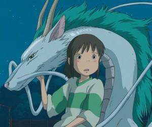 chihiro, Chihiros Reise ins Zauberland, and haku image