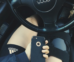 audi, black, and workout image