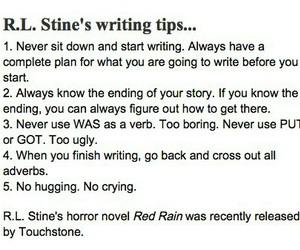 advice, writing, and writingadvice image