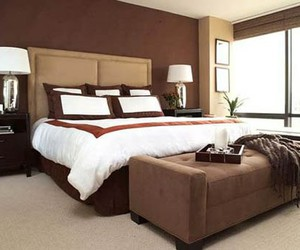 bed, bedroom, and bedrooms image