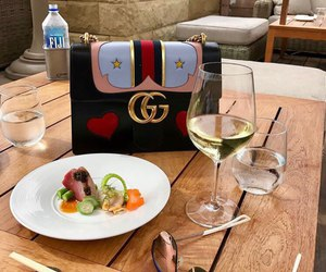 food and gucci image