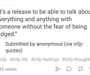 feelings, thoughts, and introverts image
