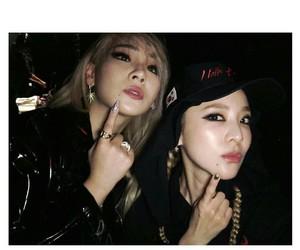 CL, dara, and 2ne1 image