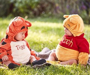 babies, child, and winnie the pooh image