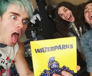 waterparks, awstenknight, and ottowood image