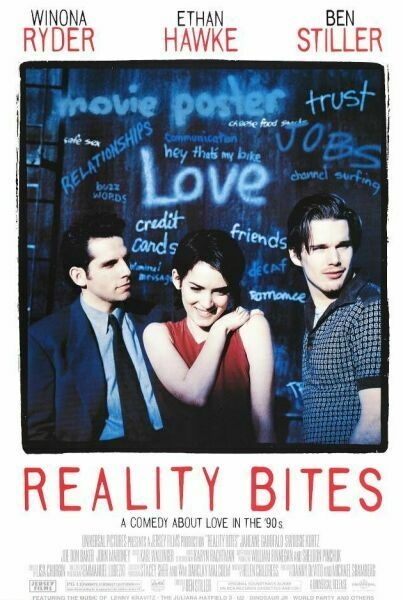 reality bites and ben stiller image