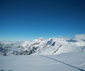 Alps, mountains, and ski image