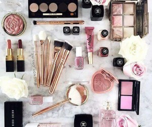 beauty, rose, and chanel image