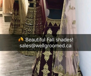 indian, punjabi, and wedding image