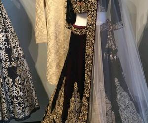 indian, dress, and wedding image
