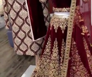 designs, indian wedding, and well-groomed image
