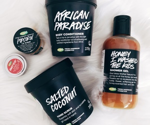 lush, beauty, and cosmetics image
