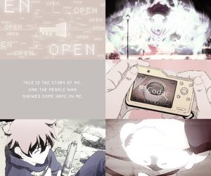 anime, beauty, and sad image