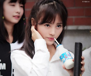 actress, idol, and snh48 image