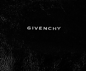fashion, dark, and Givenchy image