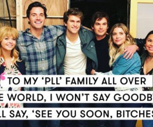 freeform, pretty little liars, and pll image