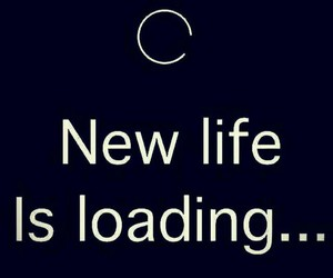 loading, quotes, and new+life image
