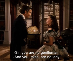 Gone with the Wind, lady, and movie image
