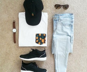 outfit and tumbler image