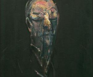 art, painting, and Francis Bacon image