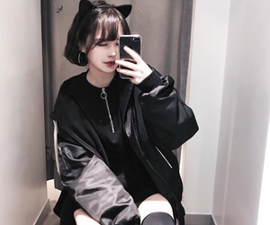 asian, ulzzang, and kfashion image