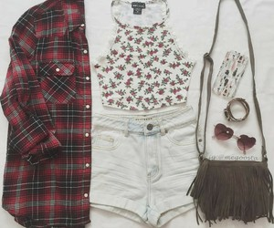 outfit, fashion, and cool image