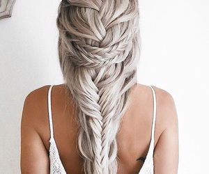 goals, plaits, and hairstyles image