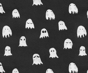 Halloween, boo!, and wallpaper image
