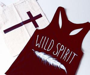 fashion, shirt, and spirit image