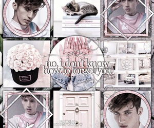 editing, troy sivan, and editing inspiration image