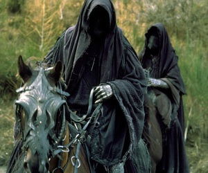 lord of the rings and nazgul image