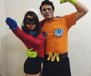 always, best friends, and costumes image