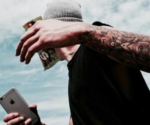 tattoo, kian lawley, and boy image