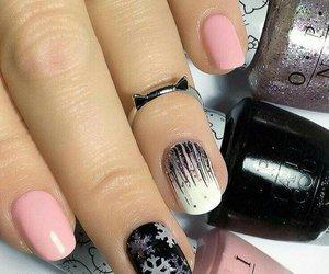 fashion, art, and nails image