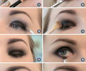 eyemakeup. eyes and eyes make up tutorials image