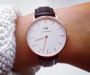 watch, dw, and daniel wellington image