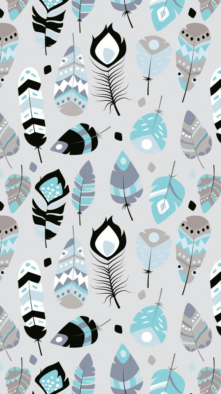 Art Background Beautiful Beauty Blue Cartoon Colorful Cute Art Cute Illustration Design Drawing Feather Gray Illustration Kawaii Pastel Pastel Blue Pattern Texture Wallpapers We Heart It Beautiful Art Pastel Color Gray Background